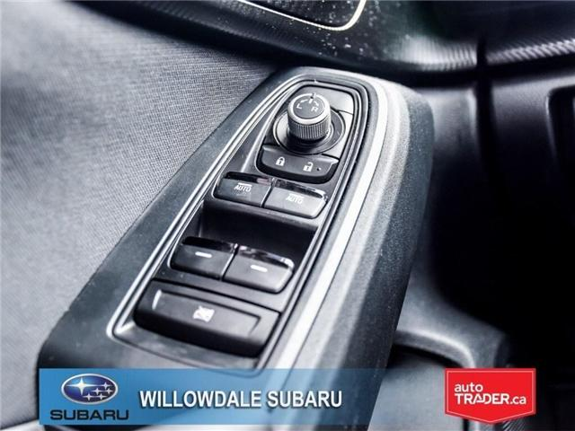 2018 Subaru Impreza Touring | AWD | RIMS | BLUETOOTH | HEATED SEATS (Stk: 18D37) in Toronto - Image 25 of 26