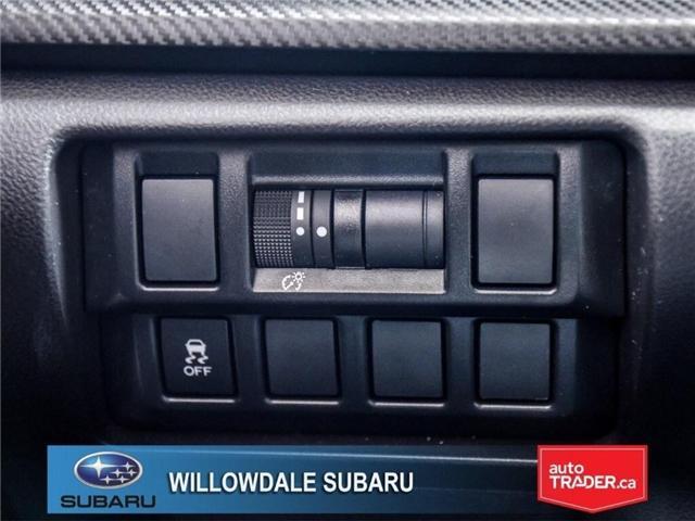 2018 Subaru Impreza Touring | AWD | RIMS | BLUETOOTH | HEATED SEATS (Stk: 18D37) in Toronto - Image 26 of 26