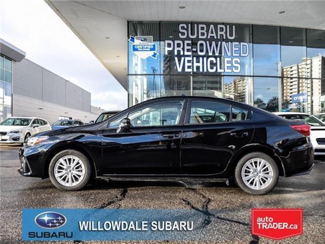 2018 Subaru Impreza Touring | AWD | RIMS | BLUETOOTH | HEATED SEATS (Stk: 18D41) in Toronto - Image 2 of 26