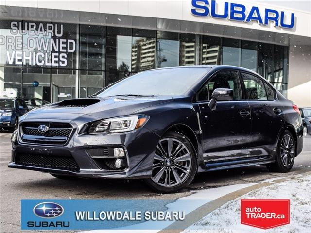 2015 Subaru WRX Sport | SUNROOF | NO ACCIDENTS | BLUETOOTH (Stk: P2664) in Toronto - Image 1 of 22