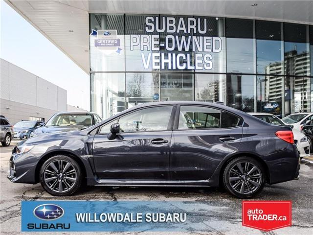 2015 Subaru WRX Sport | SUNROOF | NO ACCIDENTS | BLUETOOTH (Stk: P2664) in Toronto - Image 2 of 22