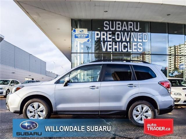 2018 Subaru Forester 2.5i Convenience | AWD | RIMS | BLUETOOTH (Stk: 18D51) in Toronto - Image 2 of 24