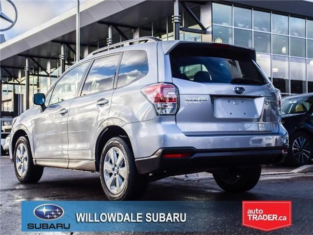 2018 Subaru Forester 2.5i Convenience | AWD | RIMS | BLUETOOTH (Stk: 18D51) in Toronto - Image 3 of 24