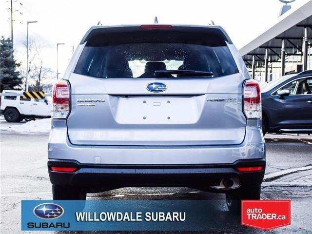 2018 Subaru Forester 2.5i Convenience | AWD | RIMS | BLUETOOTH (Stk: 18D51) in Toronto - Image 4 of 24