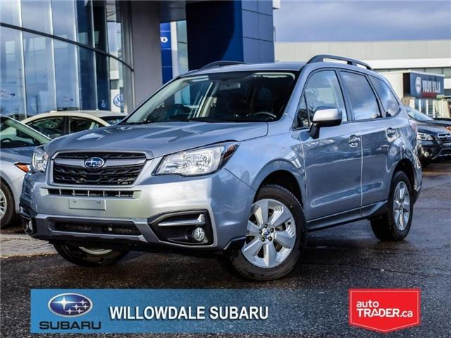 2018 Subaru Forester 2.5i Convenience | AWD | RIMS | BLUETOOTH (Stk: 18D51) in Toronto - Image 6 of 24