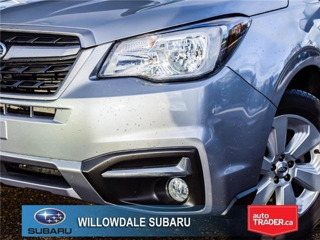 2018 Subaru Forester 2.5i Convenience | AWD | RIMS | BLUETOOTH (Stk: 18D51) in Toronto - Image 7 of 24
