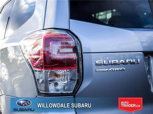 2018 Subaru Forester 2.5i Convenience | AWD | RIMS | BLUETOOTH (Stk: 18D51) in Toronto - Image 8 of 24