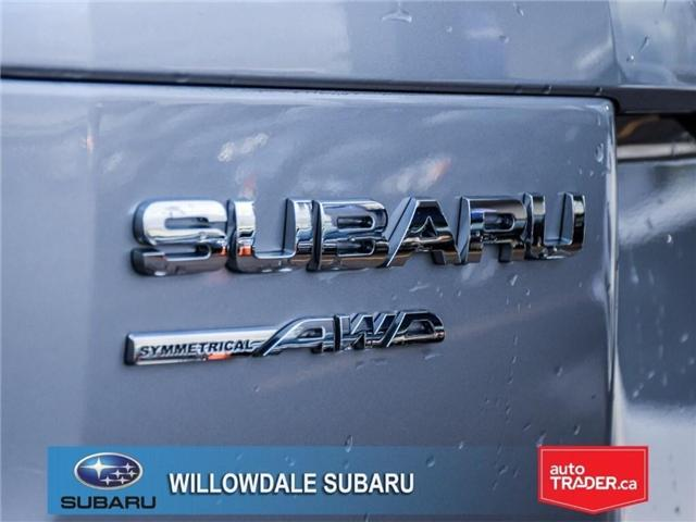 2018 Subaru Forester 2.5i Convenience | AWD | RIMS | BLUETOOTH (Stk: 18D51) in Toronto - Image 10 of 24