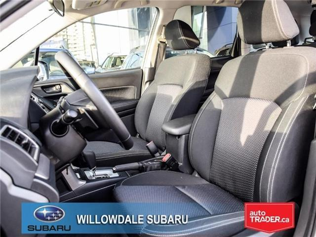 2018 Subaru Forester 2.5i Convenience | AWD | RIMS | BLUETOOTH (Stk: 18D51) in Toronto - Image 13 of 24