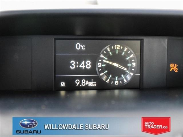 2018 Subaru Forester 2.5i Convenience | AWD | RIMS | BLUETOOTH (Stk: 18D51) in Toronto - Image 16 of 24