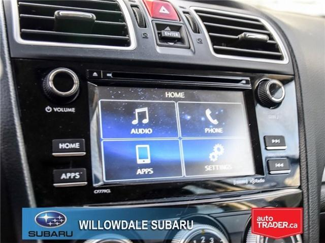 2018 Subaru Forester 2.5i Convenience | AWD | RIMS | BLUETOOTH (Stk: 18D51) in Toronto - Image 17 of 24
