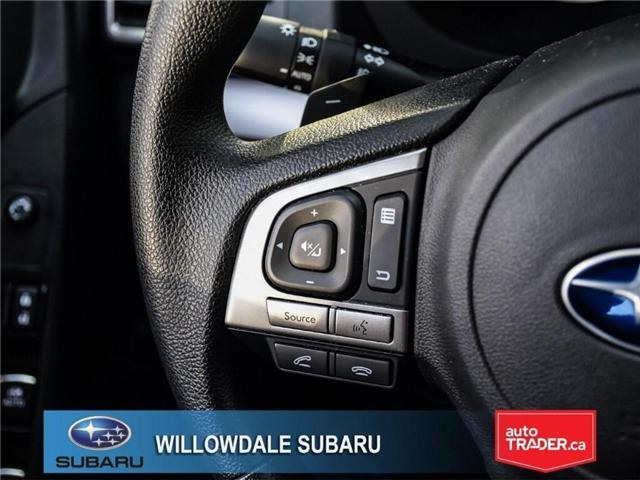 2018 Subaru Forester 2.5i Convenience | AWD | RIMS | BLUETOOTH (Stk: 18D51) in Toronto - Image 21 of 24