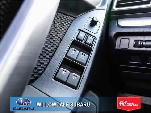 2018 Subaru Forester 2.5i Convenience | AWD | RIMS | BLUETOOTH (Stk: 18D51) in Toronto - Image 23 of 24