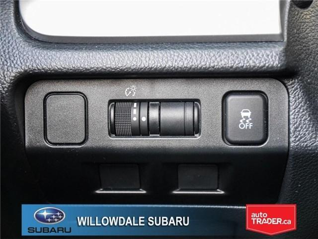 2018 Subaru Forester 2.5i Convenience | AWD | RIMS | BLUETOOTH (Stk: 18D51) in Toronto - Image 24 of 24