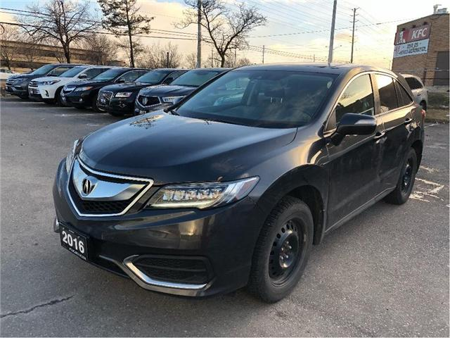 2016 Acura RDX Base (Stk: 801982P) in Brampton - Image 1 of 8