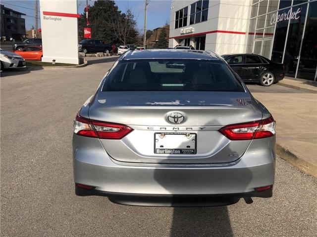 2018 Toyota Camry LE (Stk: 188528A) in Burlington - Image 4 of 18