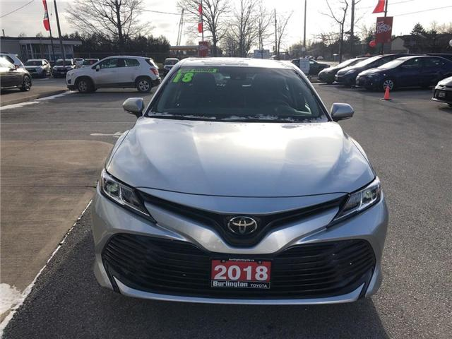 2018 Toyota Camry LE (Stk: 188528A) in Burlington - Image 8 of 18