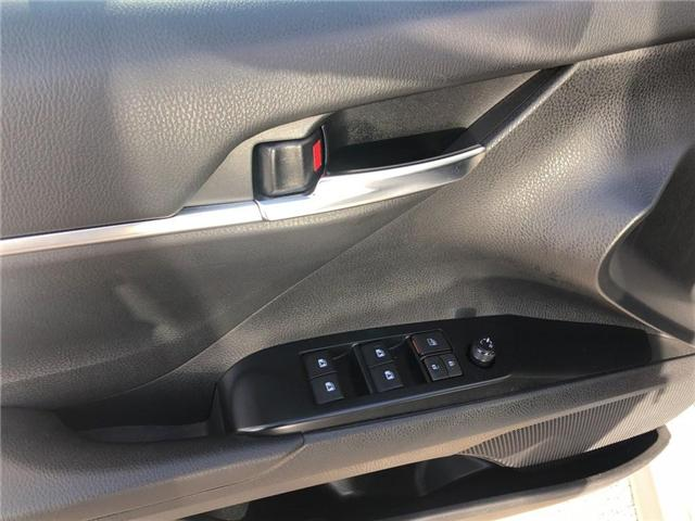 2018 Toyota Camry LE (Stk: 188528A) in Burlington - Image 12 of 18