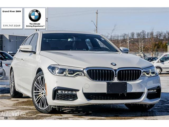 2017 BMW 540i xDrive (Stk: PW4617A) in Kitchener - Image 1 of 22