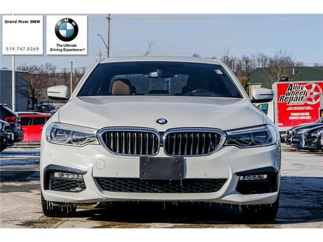 2017 BMW 540i xDrive (Stk: PW4617A) in Kitchener - Image 2 of 22