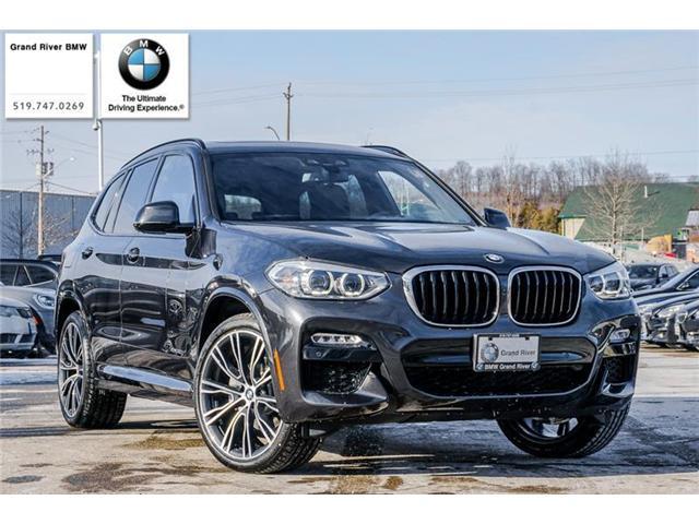 2018 BMW X3 xDrive30i (Stk: PW4697) in Kitchener - Image 1 of 22