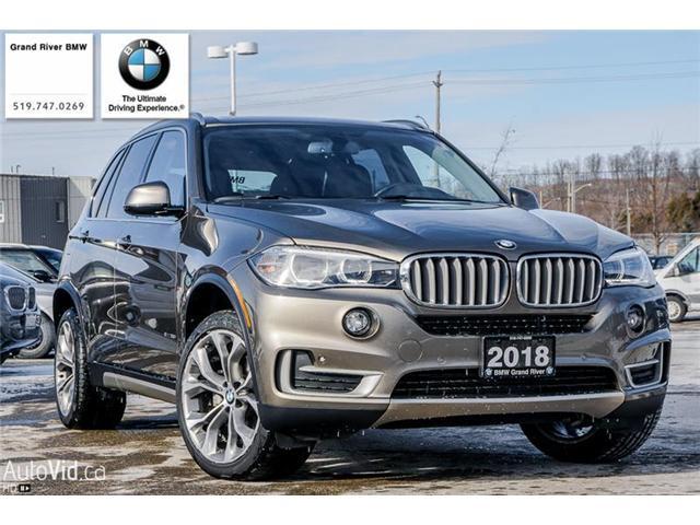2018 BMW X5 xDrive35i (Stk: PW4699) in Kitchener - Image 1 of 22