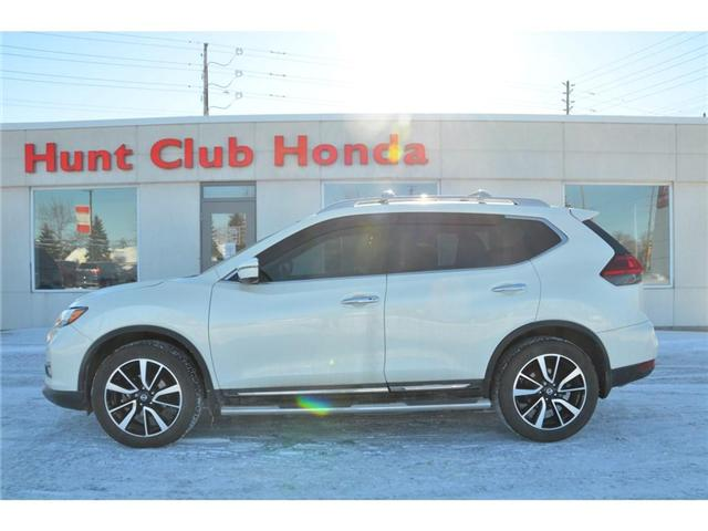 2017 Nissan Rogue  (Stk: Y00913A) in Gloucester - Image 1 of 29