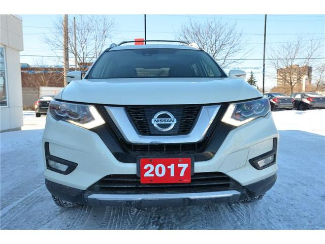2017 Nissan Rogue  (Stk: Y00913A) in Gloucester - Image 3 of 29
