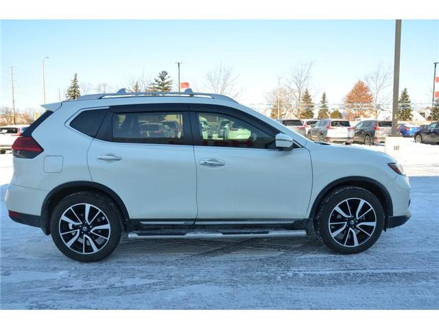 2017 Nissan Rogue  (Stk: Y00913A) in Gloucester - Image 5 of 29