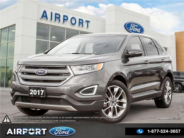2017 Ford Edge Titanium (Stk: 1HL068) in Hamilton - Image 1 of 27