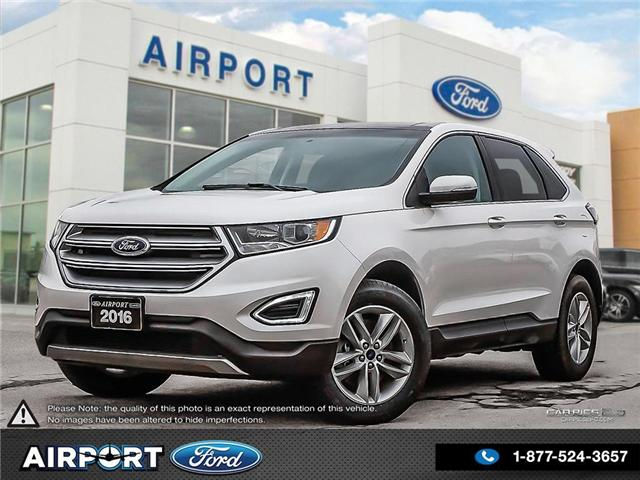 2016 Ford Edge SEL (Stk: 1HL102) in Hamilton - Image 1 of 25