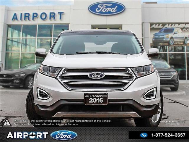 2016 Ford Edge SEL (Stk: 1HL102) in Hamilton - Image 2 of 25