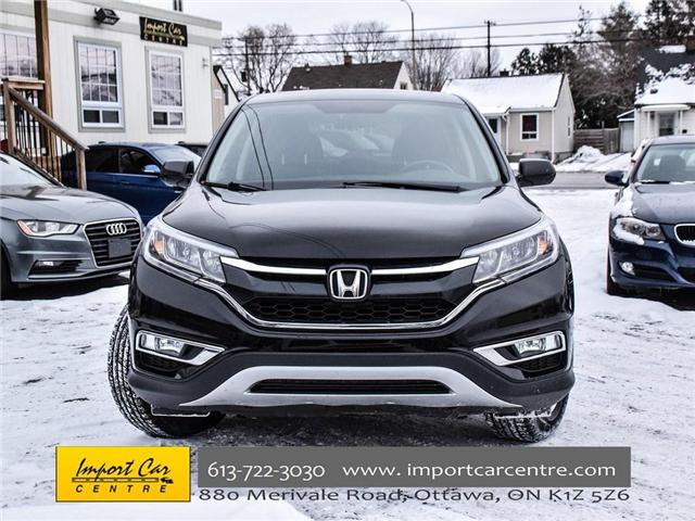 2015 Honda CR-V EX-L (Stk: 105922) in Ottawa - Image 2 of 25