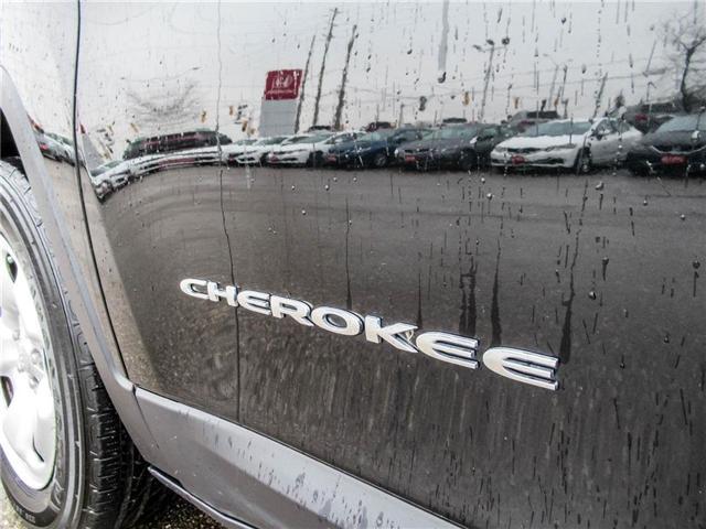 2016 Jeep Cherokee Sport (Stk: 231W) in Milton - Image 18 of 26