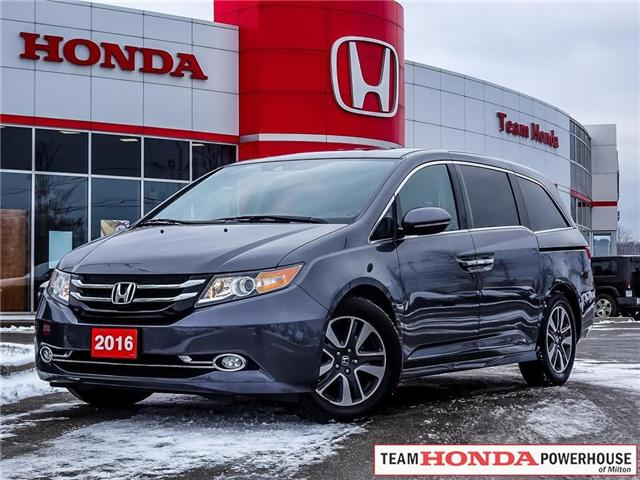 2016 Honda Odyssey Touring (Stk: 3205) in Milton - Image 1 of 30