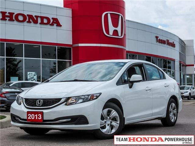 2013 Honda Civic LX (Stk: 3222) in Milton - Image 1 of 25