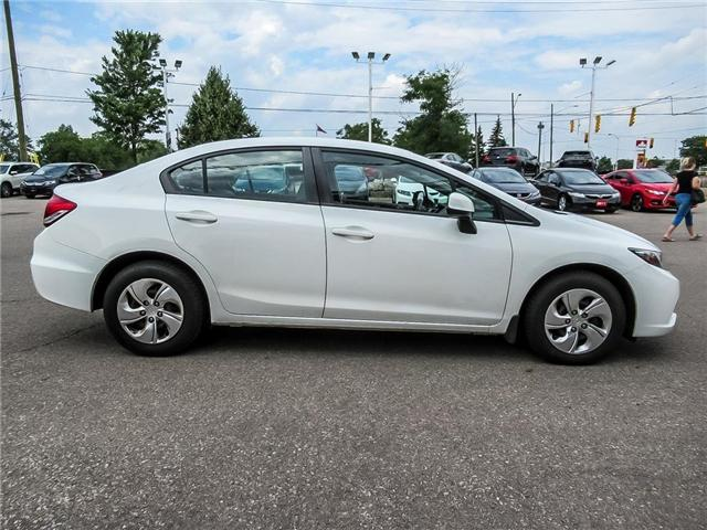 2013 Honda Civic LX (Stk: 3222) in Milton - Image 4 of 25
