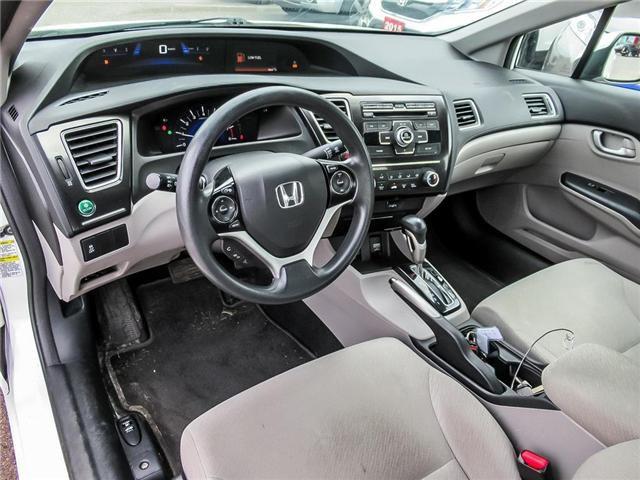 2013 Honda Civic LX (Stk: 3222) in Milton - Image 10 of 25