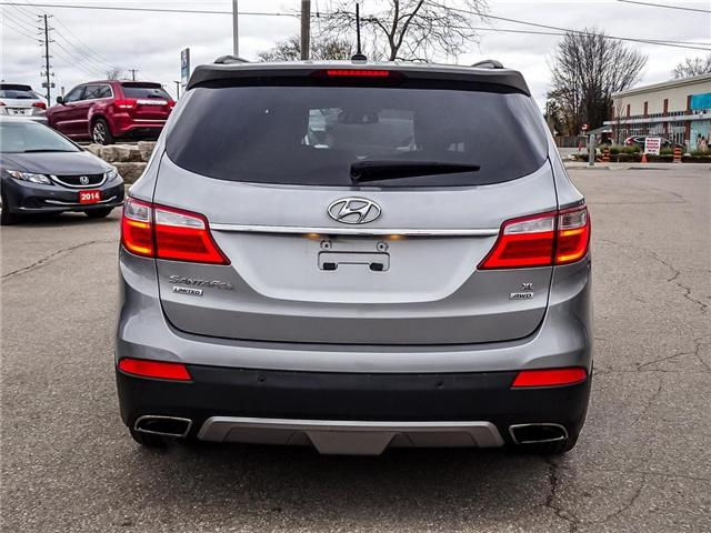 2013 Hyundai Santa Fe XL Limited (Stk: 181083A) in Milton - Image 6 of 30