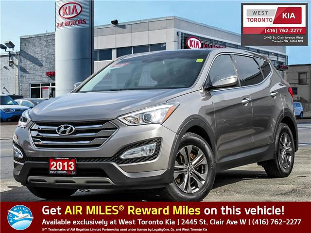 2013 Hyundai Santa Fe Sport 2.4 Luxury (Stk: P406) in Toronto - Image 1 of 28