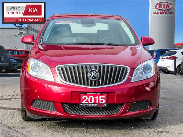 2015 Buick Verano Base (Stk: P420) in Toronto - Image 2 of 19