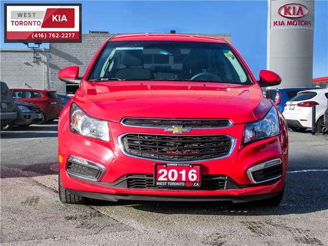 2016 Chevrolet Cruze Limited 1LT (Stk: T19054) in Toronto - Image 2 of 24