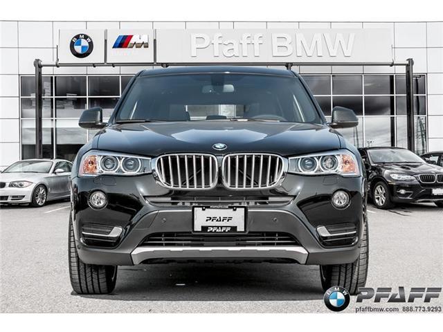 2016 BMW X3 xDrive28i (Stk: U5238) in Mississauga - Image 2 of 4