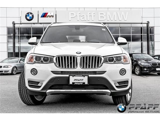 2015 BMW X3 xDrive28i (Stk: U5240) in Mississauga - Image 2 of 4
