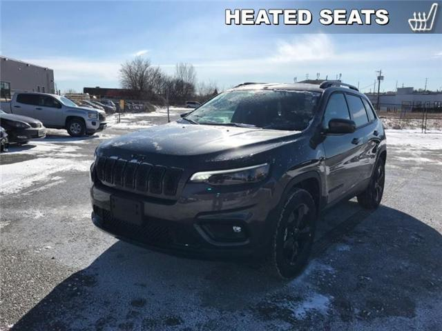 2019 Jeep Cherokee North (Stk: J18608) in Newmarket - Image 1 of 19