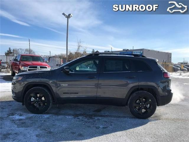 2019 Jeep Cherokee North (Stk: J18608) in Newmarket - Image 2 of 19
