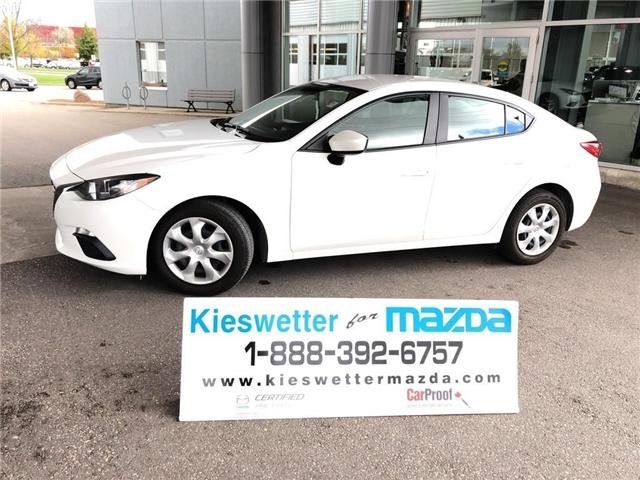 2015 Mazda Mazda3 GX (Stk: U3701) in Kitchener - Image 7 of 30