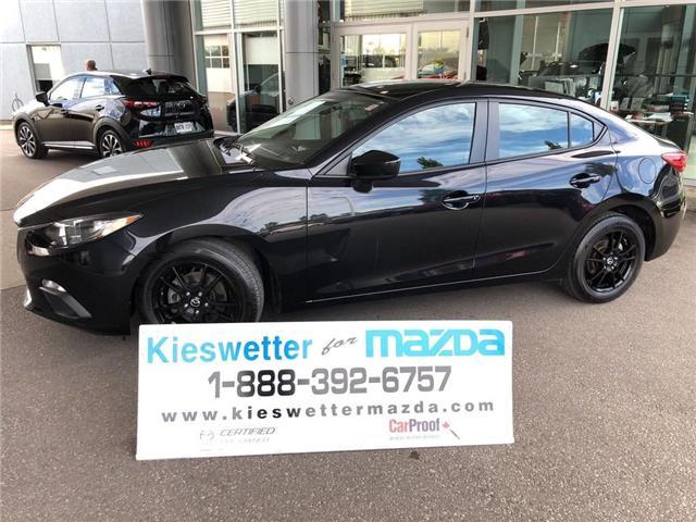 2015 Mazda Mazda3 GX (Stk: U3699) in Kitchener - Image 3 of 30