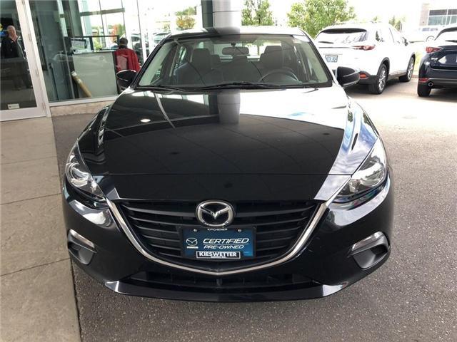 2015 Mazda Mazda3 GX (Stk: U3699) in Kitchener - Image 14 of 30
