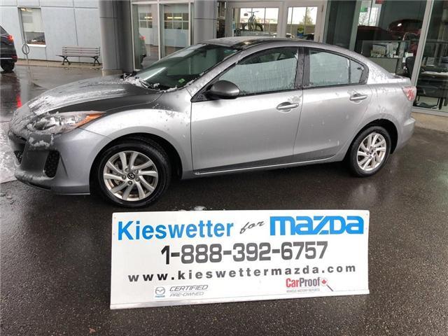 2013 Mazda Mazda3 GX (Stk: U3719) in Kitchener - Image 3 of 24